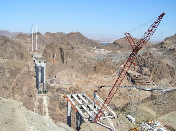 Hoover Dam Bypass - Somerset EngineeringSomerset Engineering